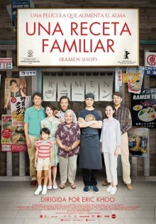 Una receta familiar (Ramen Shop)